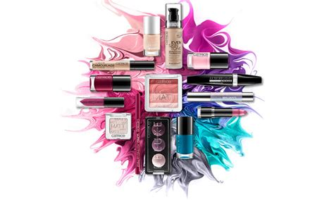 Makeup Catrice make up guide with catrice cosmetics a w 2015 assortment