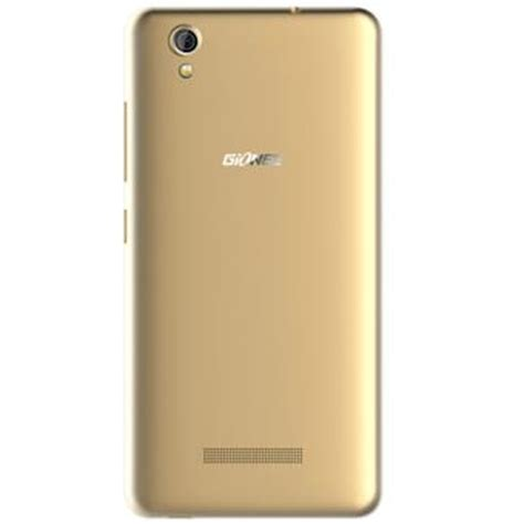 Gionee Pioneer P5L (Gold) Price in India   buy Gionee