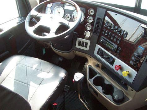 Freightliner Truck Interior by Freightliner Sleeper Interior Related Keywords