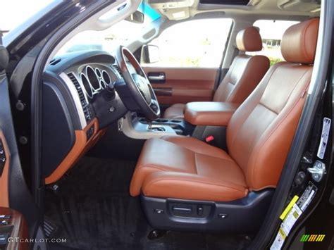 2012 toyota sequoia platinum 4wd interior photo 77454668
