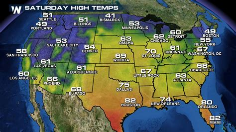Weekend Pics Nation 3 by Weekend Forecast Weathernation