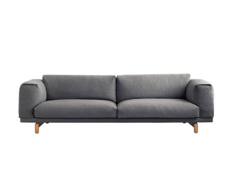 muuto sofa buy the muuto rest three seater sofa at nest co uk