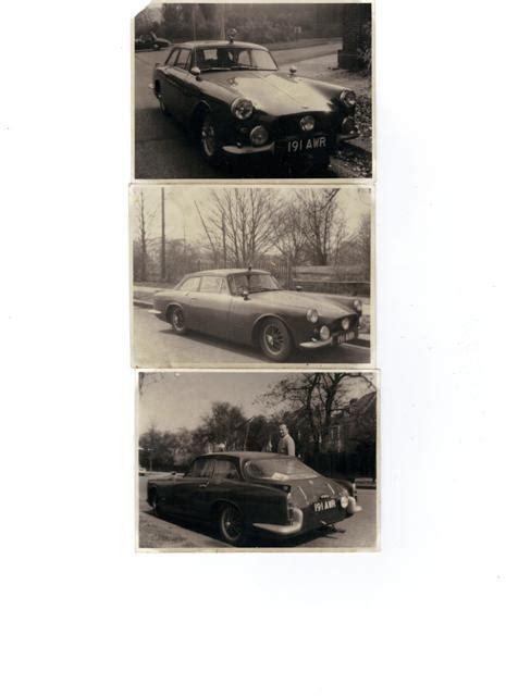 historics  brooklands specialist classic  sports car auctioneers  warwick gt