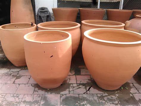 Pot Anggrek Grabah Tanah Liat langkah cara tanam buah naga di dalam pot sistemhidroponik