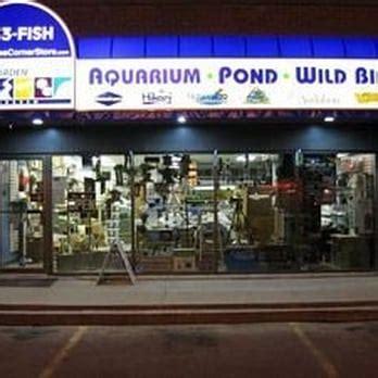 nature s corner store closed aquarium maintenance