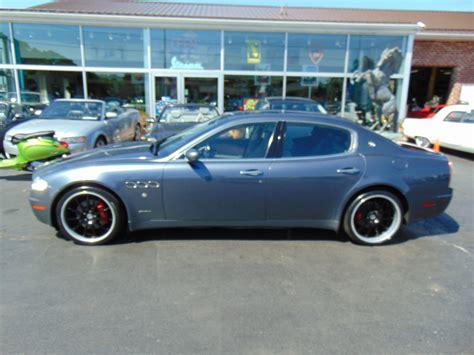 2005 Maserati Quattroporte Price by 2005 Maserati Quattroporte Stock 6282 For Sale Near