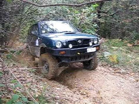 nissan terrano off road nissan terrano extreme hill climb 4x4 serle 2 7 td off