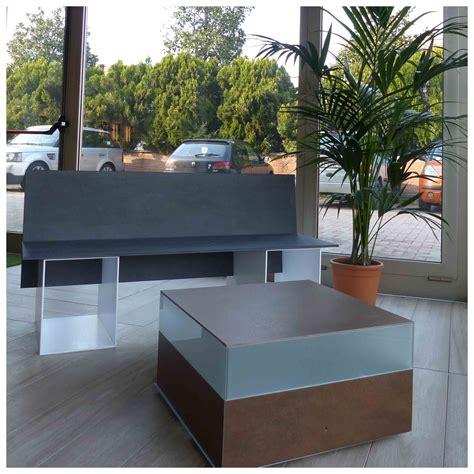 panchine design mistif srl panchina moderna design con ceramica made in