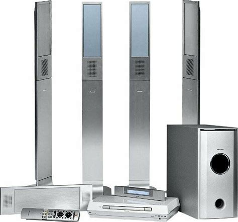 pioneer home theatre systemsurround sound  leicester