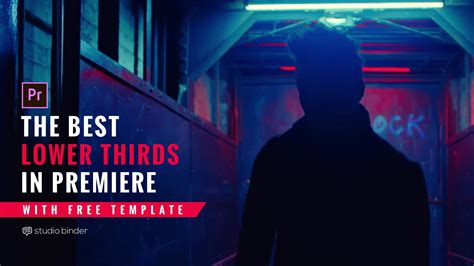 the best lower thirds templates for premiere free download