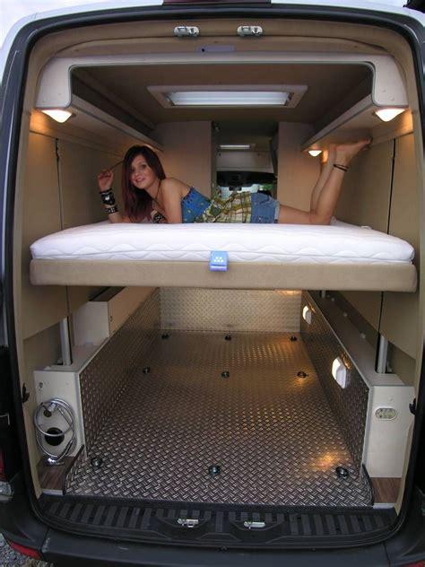 amazing interior design ideas  camper van