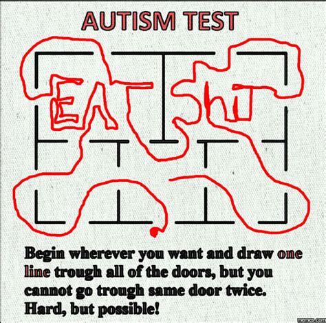 autism test autism test ar15
