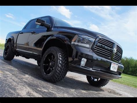 leveled ram 1500 leveled 2015 ram 1500 w 20x10 fuel coupler wheels nitto
