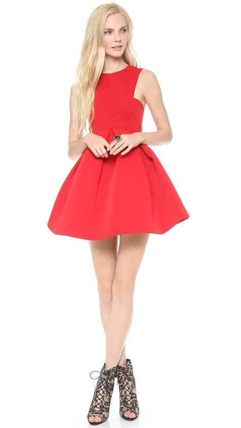 Tosca Mini Dress Belt aq aq major mini dress in lyst