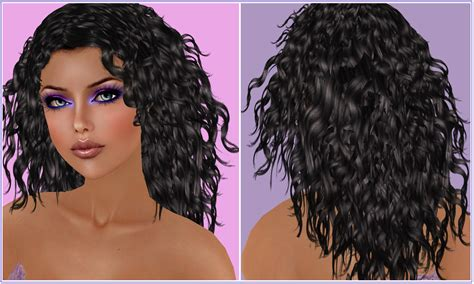 how to style carnival hair my style in second life chichickie at the hair fair