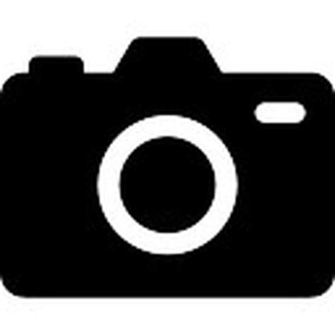dslr camera silhouette icons | free download