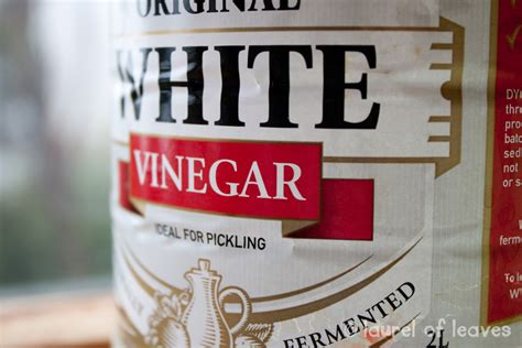 Shelf Of White Vinegar by White Vinegar Is A Potent Cleaner Here Are 14 Ways