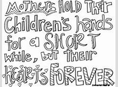 25+ best ideas about Mothers day saying on Pinterest ... Love Poem Coloring Pages For Adults