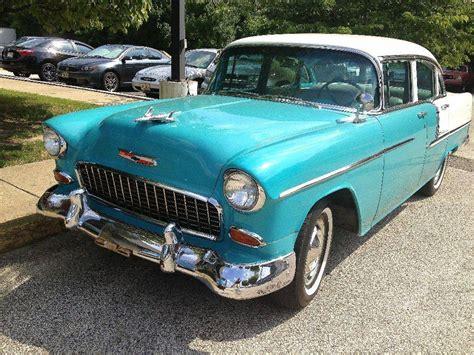 56 chevrolet belair for sale 1955 chevrolet bel air for sale 1921710 hemmings motor news