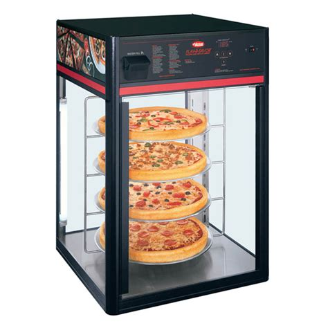 Pizza Warming Cabinet by Hatco Fsdt 1 Holding Display Cabinet W 4 Tier Circle Rack