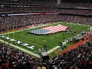 Houston Texans Stadium Texans Reliant Stadium To Host Super Bowl Li
