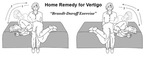 how to cure vertigo dizziness with a home remedy