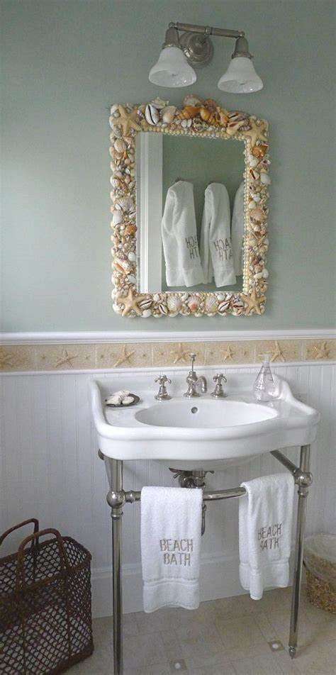 seashell bathroom ideas 1000 ideas about seashell bathroom on