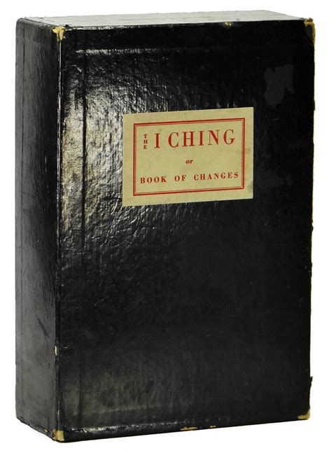 i ching or book the i ching or book of changes bollingen series xix by carl cary jung first edition