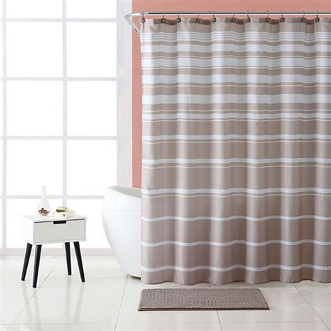 jcpenney shower curtain sets vcny carson shower curtain set jcpenney