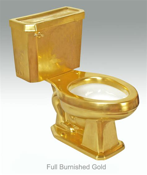 real toilets gold toilet www imgkid the image kid has it