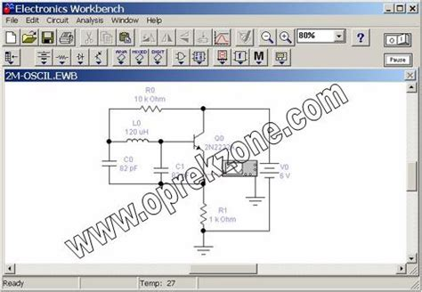 work bench software download ewb electronic workbench 5 12 free