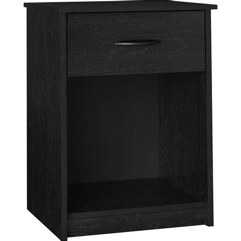 nightstand with drawers wood end night stand bedroom nightstand night stand end table 1 drawer furniture
