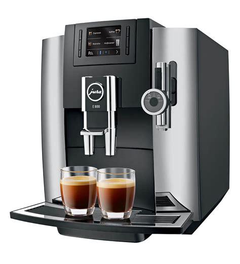 aanbieding jura koffiemachine e800 jura schweiz