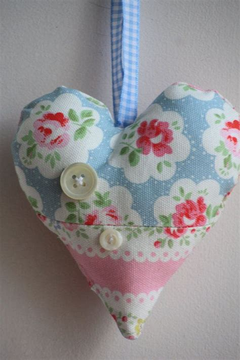 Heavenly Patchwork - 17 best images about hanging hearts on
