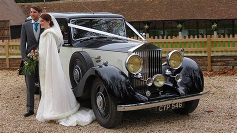 Wedding Car Buckinghamshire by Vintage Rolls Royce Limousine Wedding Car Hire Buckinghamshire