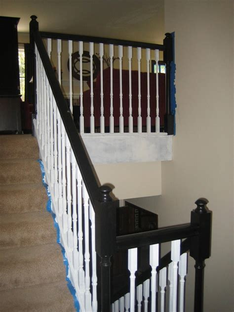 black banister white spindles 60 best banister ideas images on pinterest banisters banister ideas and staircase ideas
