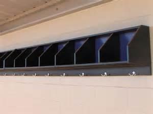 Sports Storage Bench Dugout Storage Aalco