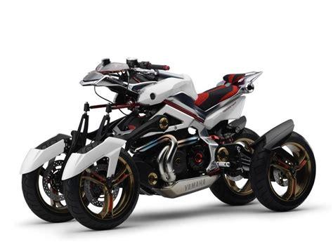 Lu Yamaha Xabre le concept tricity yamaha community