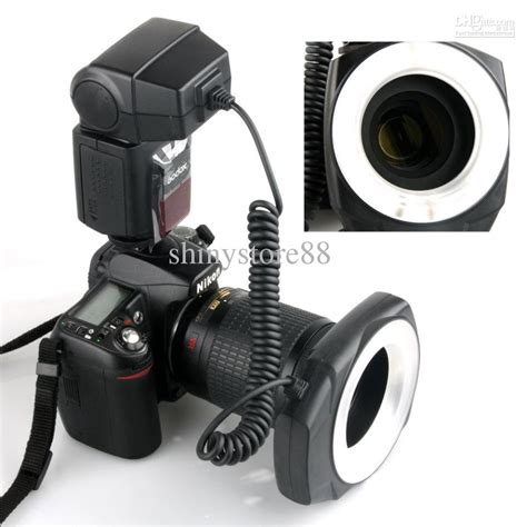 ring light flash canon 2018 godox ml 150 macro ring flash light for canon eos