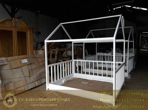 Tempat Tidur Anak Minimalis tempat tidur anak model rumah