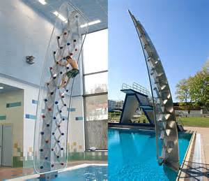 Garage Storage Design Software aquaclimb sport poolside climbing wall the green head