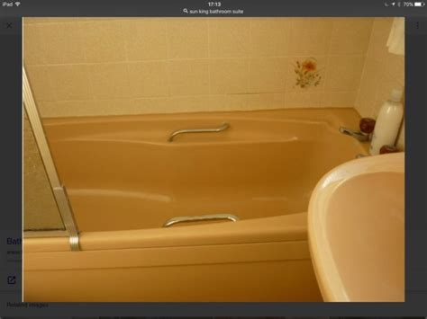 retro bathroom suites for sale retro bathroom suite sun king in colour for sale in new