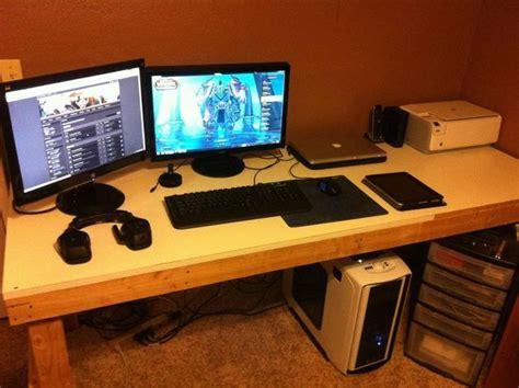 Build Your Own Computer Desk Corner Computer Desk Plans Quotes
