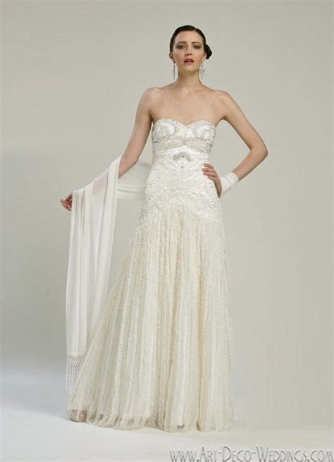 deco style wedding 1920s wedding dress sue wong deco weddings
