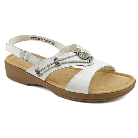 minnetonka womens sandals minnetonka minnetonka silvie sling back n s open toe