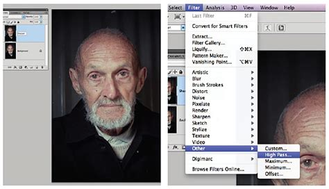 photoshop cs3 sharpening tutorial photoshop action selective sharpening download how