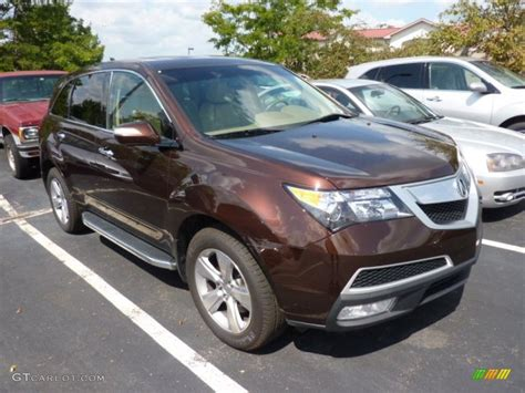 2010 ionized bronze metallic acura mdx technology 69998173 gtcarlot car color galleries