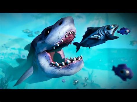 play as a fish & try to survive!! (feed and grow fish