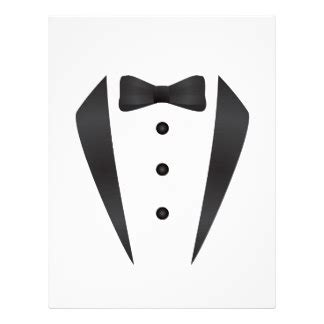 The Gallery For Gt Printable Tuxedo Template Paper Tuxedo Template