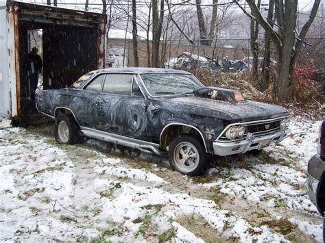 barn find in iowa barn finds and crashes cars